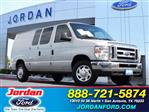 2010 E-150 4x2,  Upfitted Cargo Van #0TR1276A - photo 1