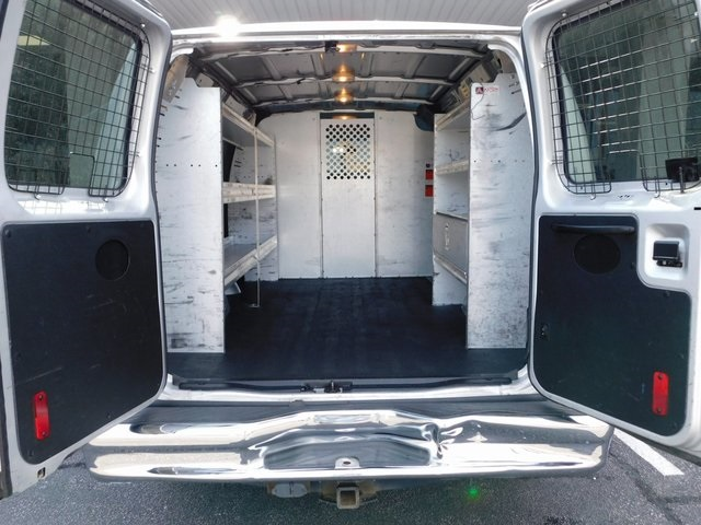 2012 E-150 4x2,  Empty Cargo Van #0TR1277A - photo 27
