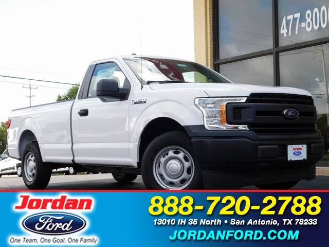 2018 F-150 Regular Cab 4x2,  Pickup #F13785 - photo 1