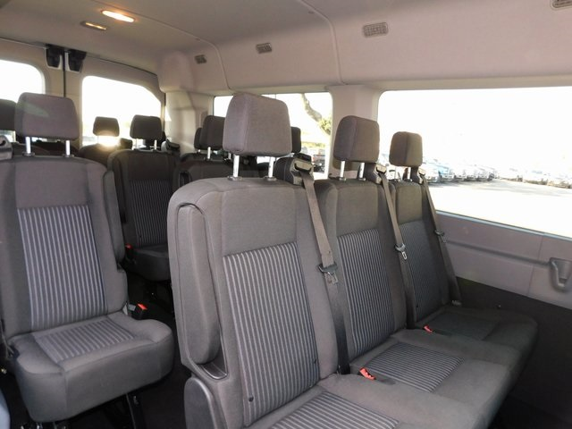 2018 Transit 350 Med Roof 4x2,  Passenger Wagon #JT4113 - photo 11