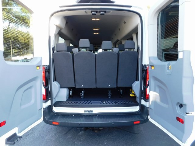 2018 Transit 350 Med Roof 4x2,  Passenger Wagon #JT4113 - photo 26