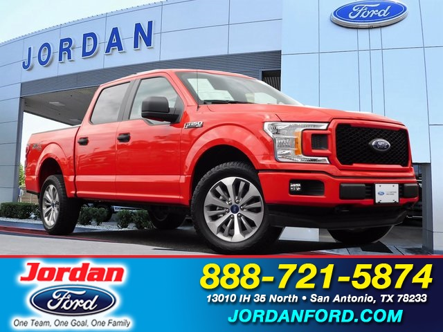 2018 F-150 SuperCrew Cab 4x4,  Pickup #PT4158 - photo 1