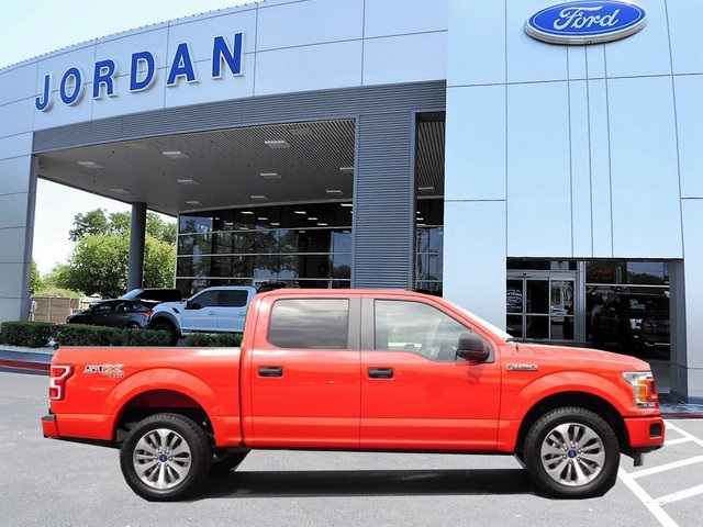 2018 F-150 SuperCrew Cab 4x4,  Pickup #PT4158 - photo 3