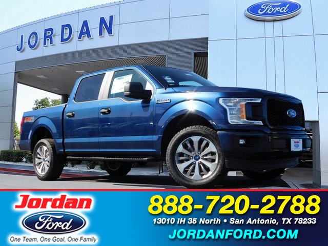 2018 F-150 SuperCrew Cab 4x4,  Pickup #SC03184 - photo 1