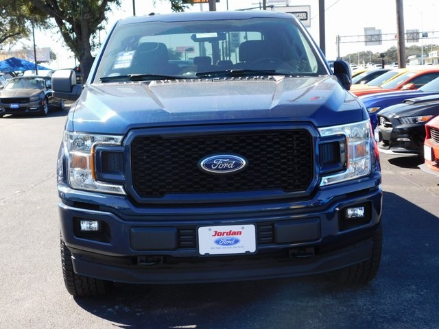 2018 F-150 SuperCrew Cab 4x4,  Pickup #SC03184 - photo 7