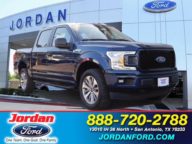 2018 F-150 SuperCrew Cab 4x4,  Pickup #SC03185 - photo 1