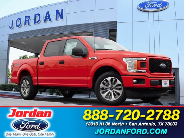 2018 F-150 SuperCrew Cab 4x2,  Pickup #SC2085 - photo 1