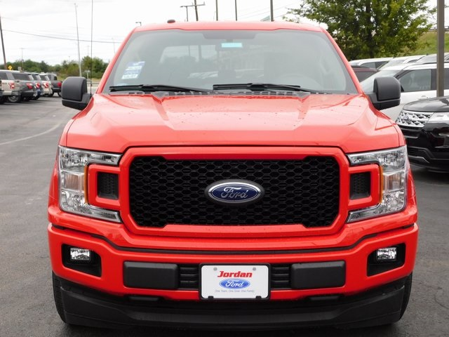 2018 F-150 SuperCrew Cab 4x2,  Pickup #SC2085 - photo 7