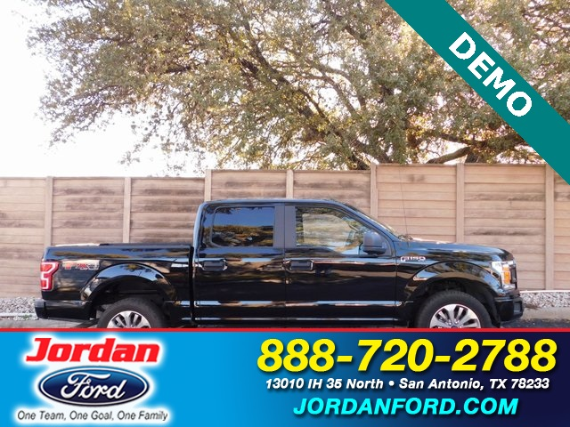 2018 F-150 SuperCrew Cab 4x4,  Pickup #SC3740 - photo 3