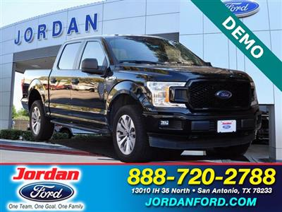 2018 F-150 SuperCrew Cab 4x4,  Pickup #SC3740 - photo 1