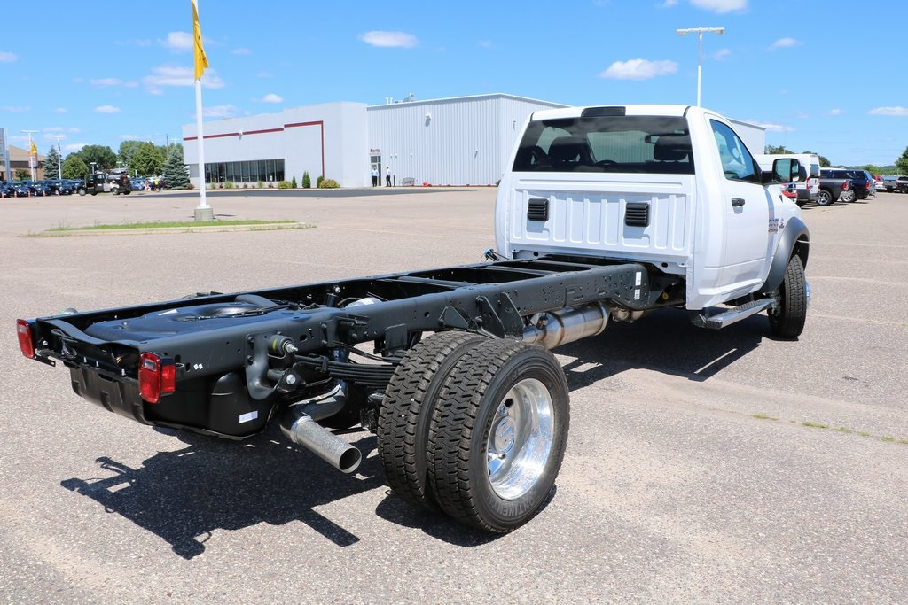 2016 Ram 5500 Regular Cab DRW, Cab Chassis #G7068 - photo 2