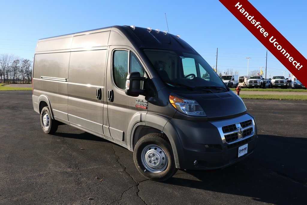 2017 ProMaster 2500 High Roof, Van Upfit #H7324 - photo 3