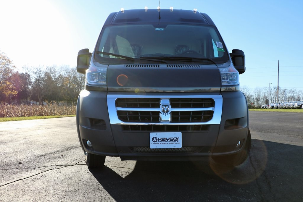 2017 ProMaster 2500 High Roof, Upfitted Van #H7324 - photo 4