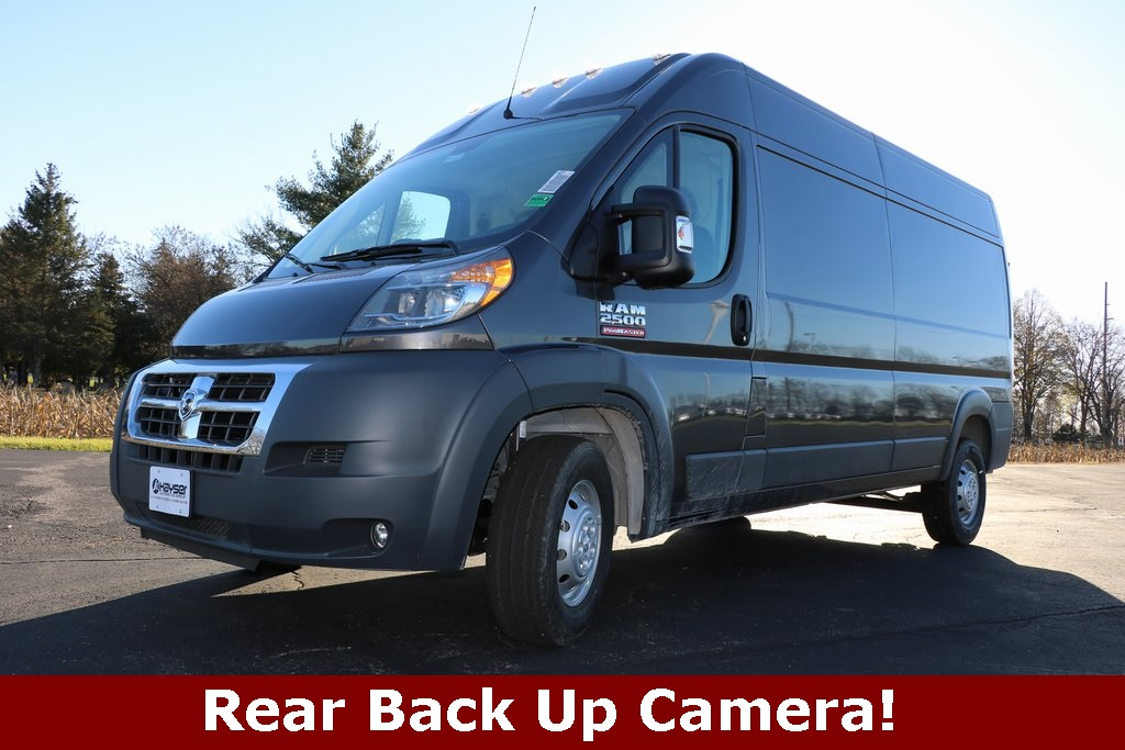 2017 ProMaster 2500 High Roof, Van Upfit #H7324 - photo 6