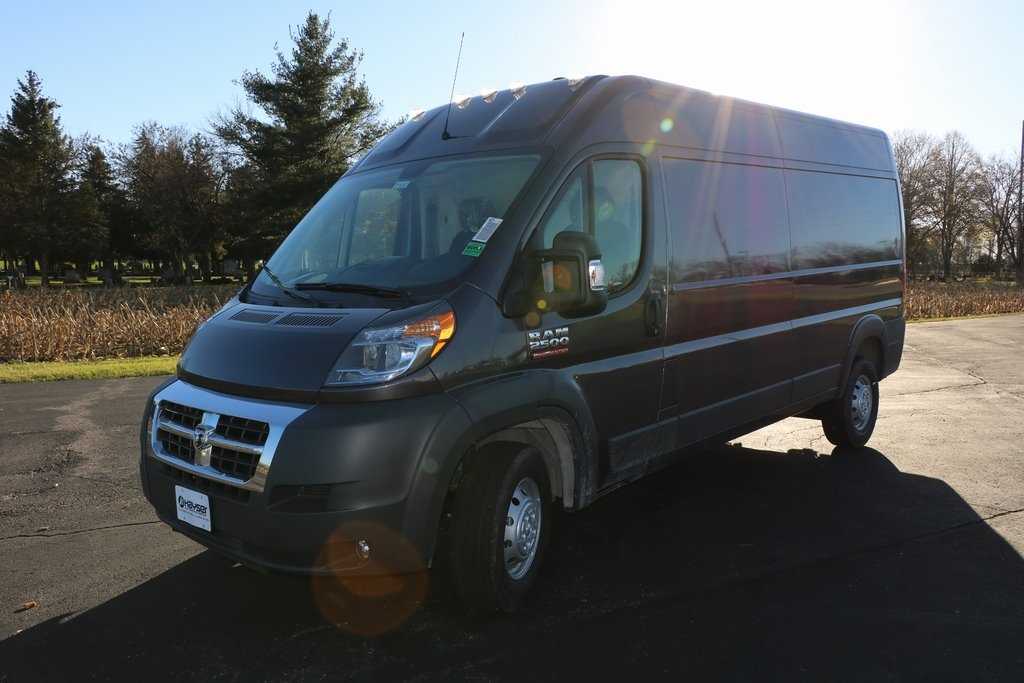 2017 ProMaster 2500 High Roof, Van Upfit #H7324 - photo 7