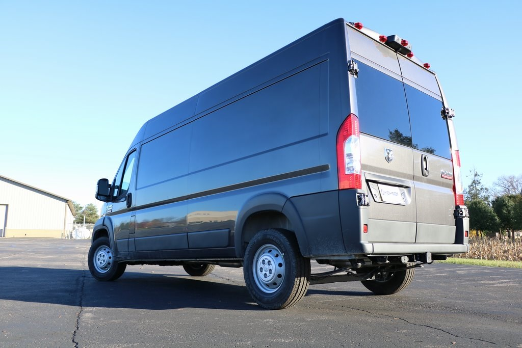 2017 ProMaster 2500 High Roof, Van Upfit #H7324 - photo 9