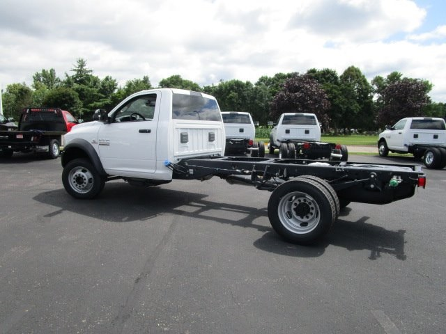 2017 Ram 4500 Regular Cab DRW 4x2,  Cab Chassis #H7744 - photo 7