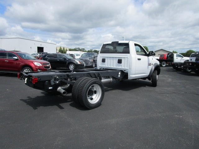 2017 Ram 4500 Regular Cab DRW 4x2,  Cab Chassis #H7744 - photo 2