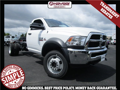 2017 Ram 4500 Regular Cab DRW 4x2,  Cab Chassis #H7744 - photo 1