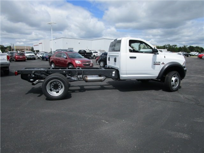 2017 Ram 4500 Regular Cab DRW 4x2,  Cab Chassis #H7744 - photo 9