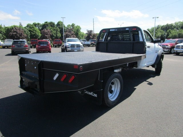 2017 Ram 5500 Regular Cab DRW 4x4, DewEze Platform Body #H7753 - photo 2