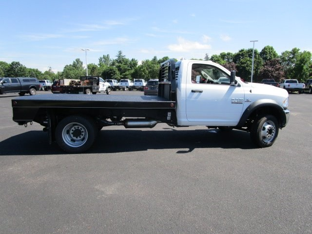 2017 Ram 5500 Regular Cab DRW 4x4, DewEze Platform Body #H7753 - photo 9