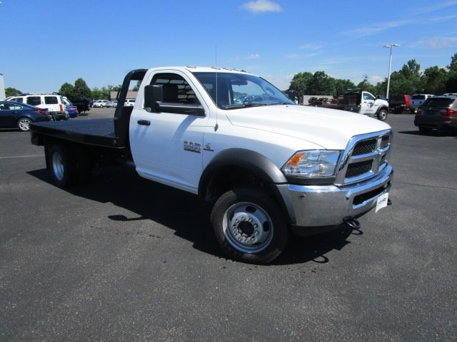 2017 Ram 5500 Regular Cab DRW 4x4, DewEze Platform Body #H7753 - photo 41
