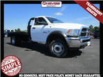 2017 Ram 5500 Regular Cab DRW 4x4, DewEze Platform Body #H7753 - photo 1