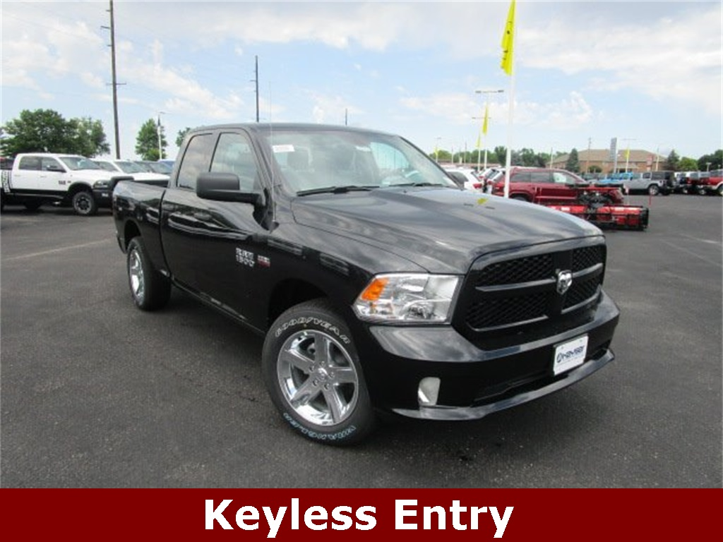2017 Ram 1500 Quad Cab 4x4, Pickup #H7807 - photo 3