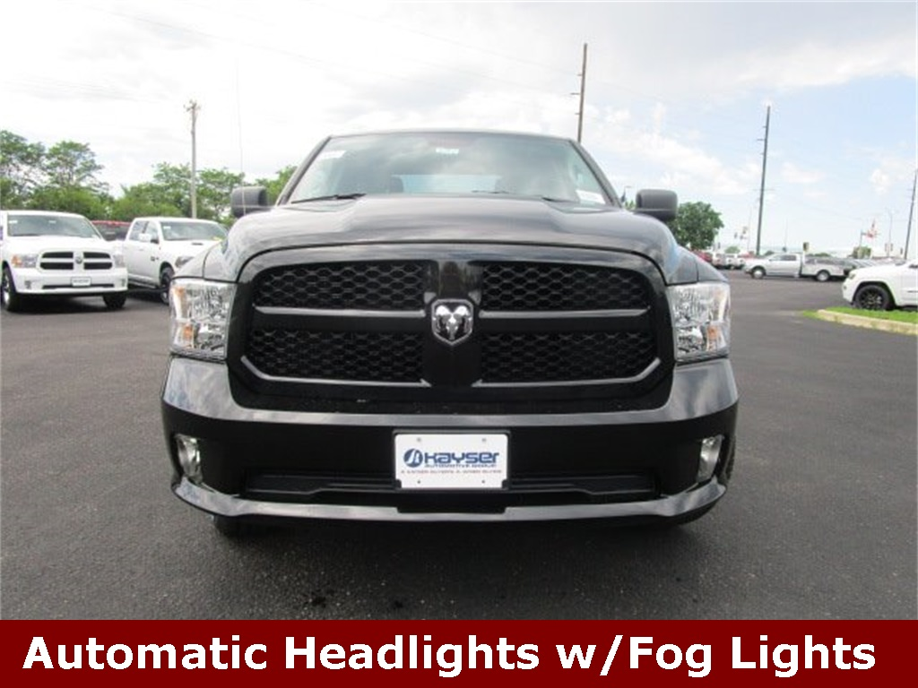 2017 Ram 1500 Quad Cab 4x4, Pickup #H7807 - photo 4