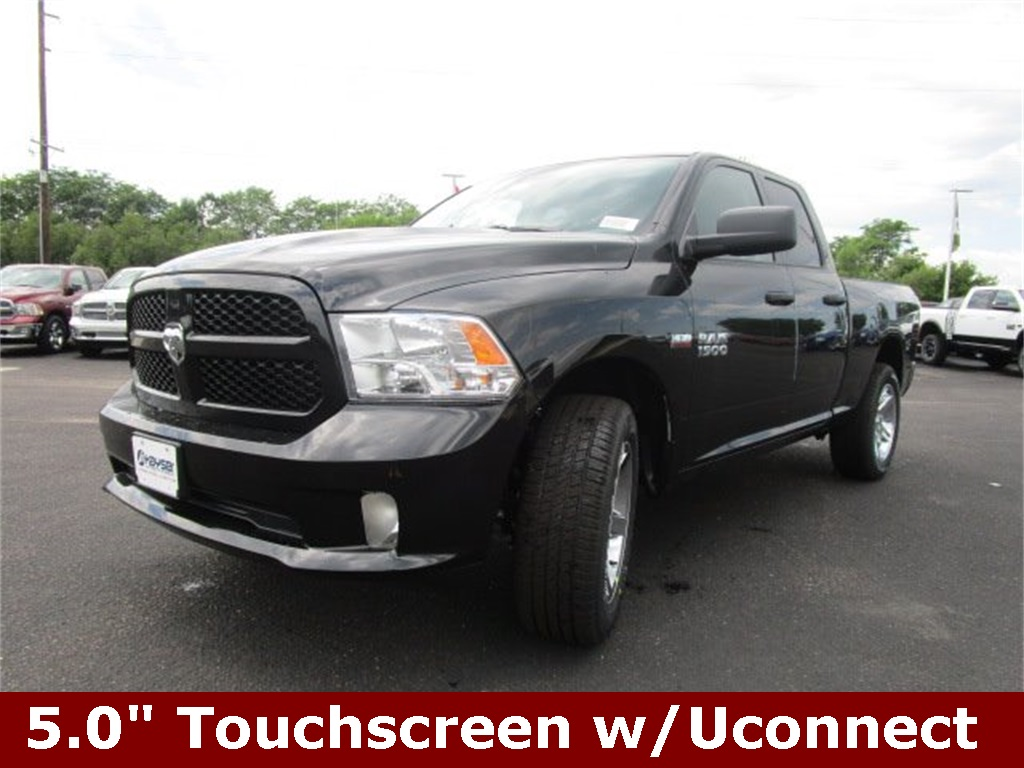 2017 Ram 1500 Quad Cab 4x4, Pickup #H7807 - photo 5