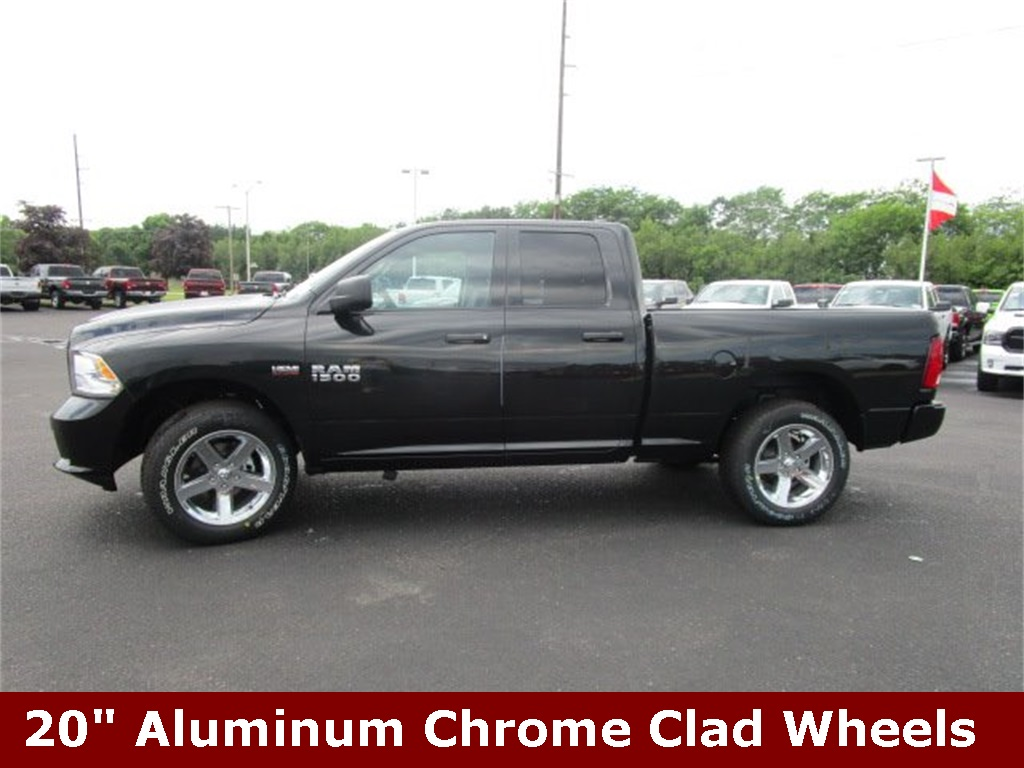 2017 Ram 1500 Quad Cab 4x4, Pickup #H7807 - photo 6