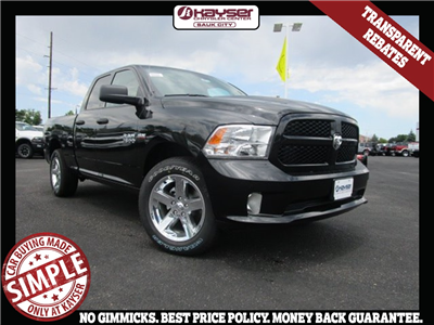 2017 Ram 1500 Quad Cab 4x4, Pickup #H7807 - photo 1