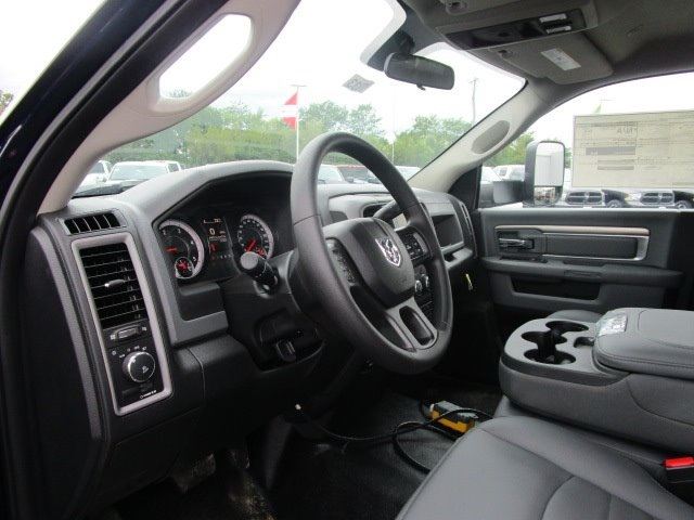 2017 Ram 5500 Regular Cab DRW 4x4, Tafco Dump Body #H7833 - photo 11