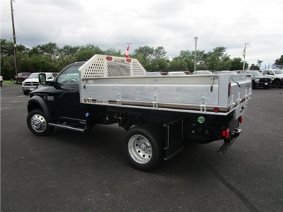 2017 Ram 5500 Regular Cab DRW 4x4, Tafco Dump Body #H7833 - photo 8