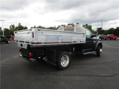 2017 Ram 5500 Regular Cab DRW 4x4, Tafco Dump Body #H7833 - photo 2