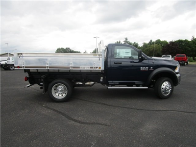 2017 Ram 5500 Regular Cab DRW 4x4, Tafco Dump Body #H7833 - photo 10