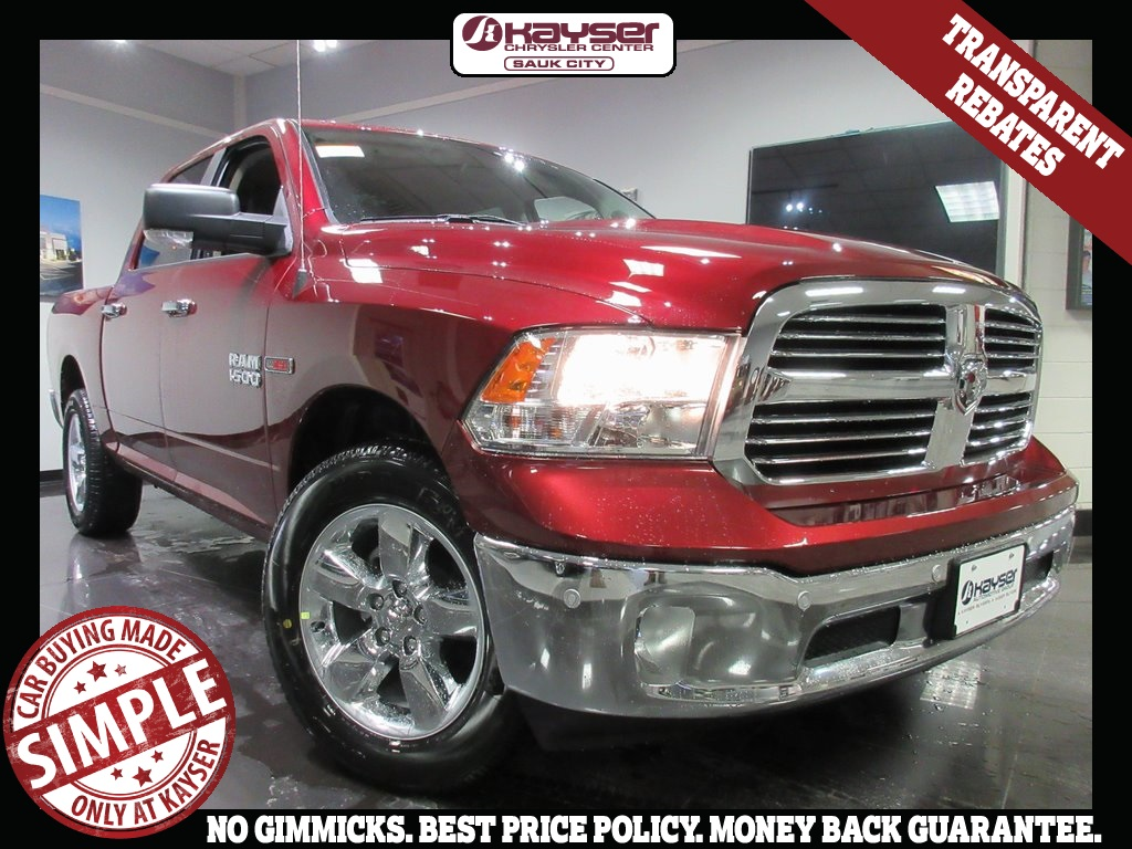 2017 Ram 1500 Crew Cab 4x4,  Pickup #H8248 - photo 1