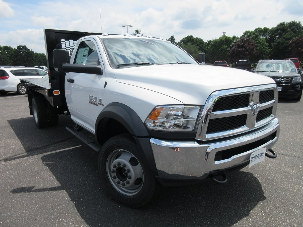2018 Ram 5500 Regular Cab DRW 4x4,  Knapheide Value-Master X Platform Body #J7970 - photo 3