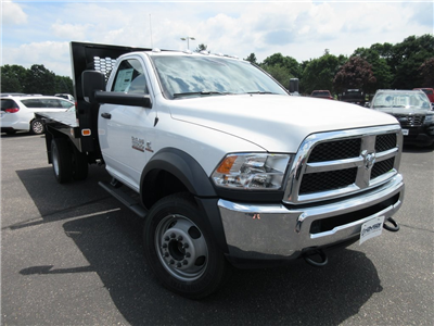 2018 Ram 5500 Regular Cab DRW 4x4,  Knapheide Value-Master X Platform Body #J7970 - photo 36