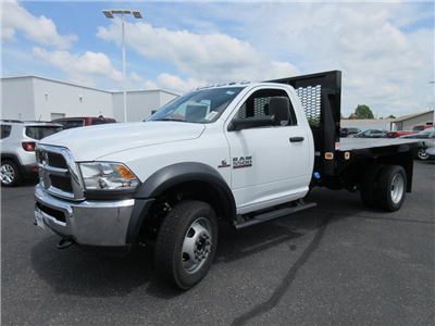 2018 Ram 5500 Regular Cab DRW 4x4,  Knapheide Value-Master X Platform Body #J7970 - photo 5