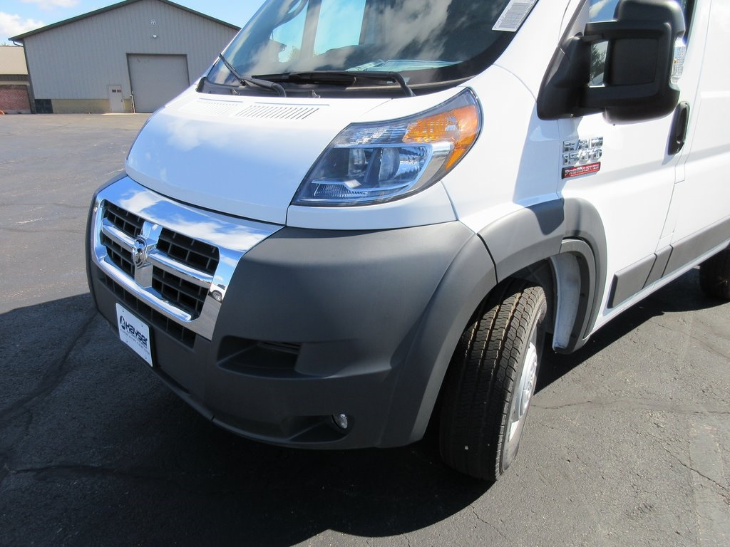 2018 ProMaster 1500 Standard Roof FWD,  Empty Cargo Van #J7971 - photo 31