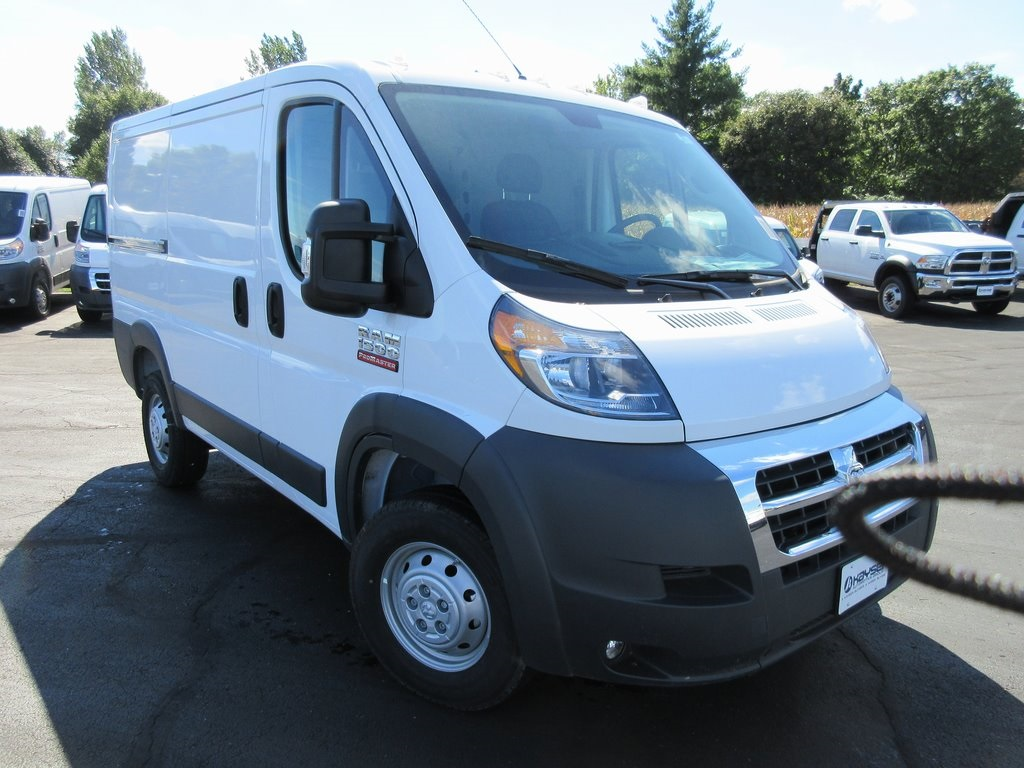 2018 ProMaster 1500 Standard Roof FWD,  Empty Cargo Van #J7971 - photo 35