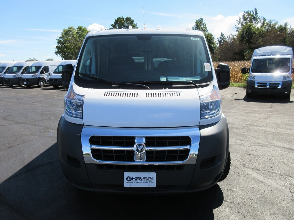 2018 ProMaster 1500 Standard Roof FWD,  Empty Cargo Van #J7971 - photo 4