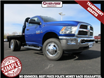 2018 Ram 3500 Regular Cab DRW 4x4, Knapheide Platform Body #J8010 - photo 1