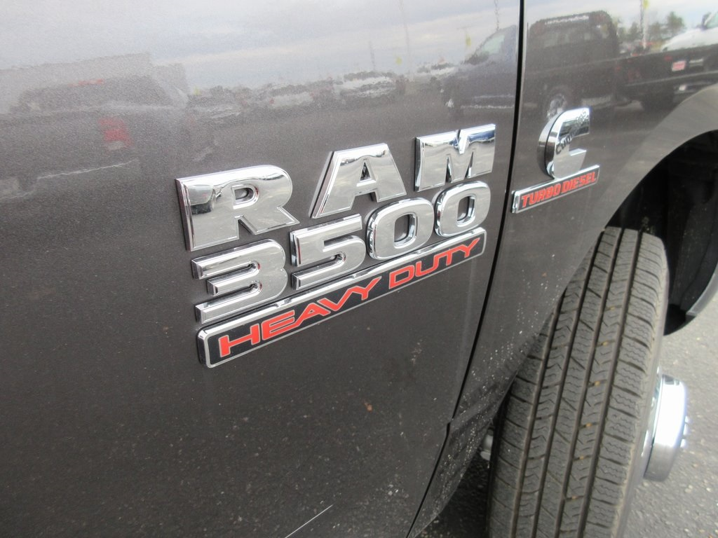 2018 Ram 3500 Regular Cab DRW 4x4, Knapheide Platform Body #J8011 - photo 34