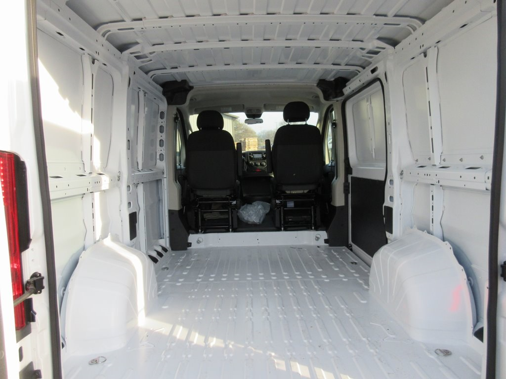 2018 ProMaster 1500 Standard Roof FWD,  Empty Cargo Van #J8021 - photo 2