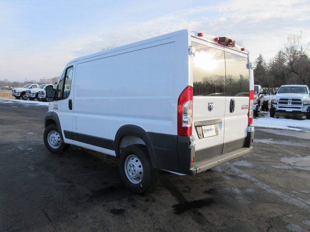 2018 ProMaster 1500 Standard Roof FWD,  Empty Cargo Van #J8021 - photo 7