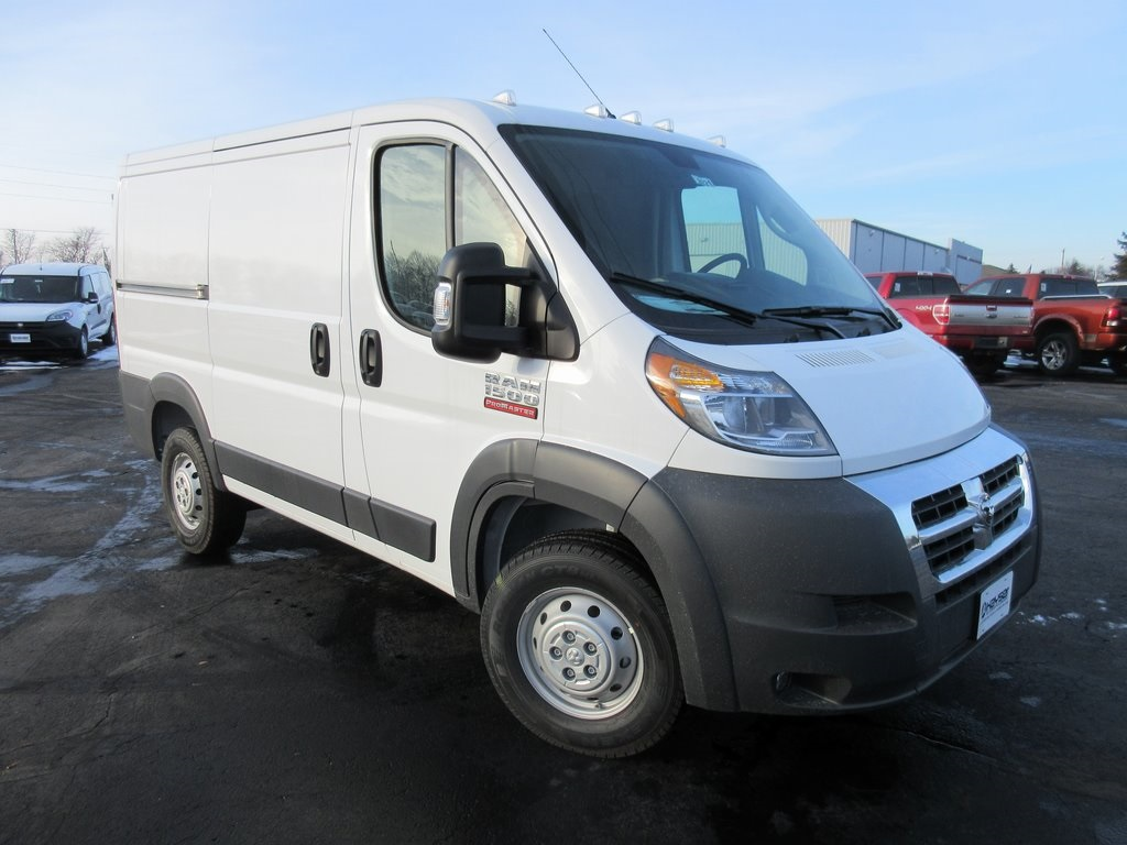 2018 ProMaster 1500 Standard Roof FWD,  Empty Cargo Van #J8021 - photo 38