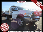 2018 Ram 5500 Regular Cab DRW 4x4, Crysteel S-Tipper Dump Body #J8062 - photo 1